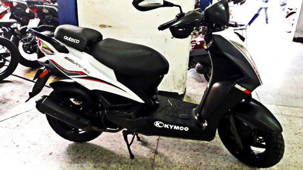 Kymco Agility RS 125